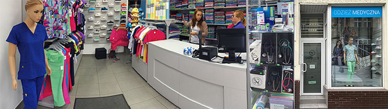 odzież medyczna sklep w Katowicach